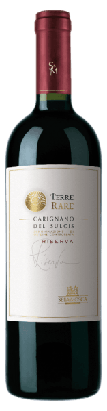 The Terre Rare Carignano del Sulcis appears in the glass in an intense ruby red with violet hues and reveals its fruity bouquet, which is underlinded by wooden aromas in the background. On the palate this red wine flatters with its soft tannins and the taste of ripe, late-autumn fruits accompanied by oakwood aromas. Vinification for the Terre Rare Carignano del Sulcis of Sella & Mosca Carignano, is a renowned, red grape variety of the Mediterranean region, which has long been indigenous to Sardinia and is well acclimatized. The vineyards for this wine are located in the Sulcis region on the south-western coast of Sardinia, between Capo Teulada and the Iglesiente mountains. The pressed grapes are immediately fed to a mash fermentation at a temperature of 30 ° Celsius, lasting about 10-15 days. The fermentation process is followed by a slow phase of completion, accompanied by the decomposition of the organic acid. The wine is matured for at least three years, initially in barriques, then in the bottle. Food recommendation for the Terre Rare Carignano del Sulcis of Sella & Mosca Enjoy this dry red wine with poultry, beef, pork, venison or blue cheese.