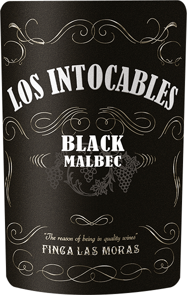 Los Intocables Black Malbec 2018 - Finca Las Moras von Finca Las Moras