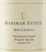 Vorschau: Mas Cavalls Pinot Noir 2014 - Marimar Estate