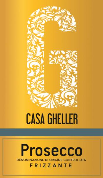 Prosecco Frizzante Treviso DOC - Casa Gheller von Casa Gheller