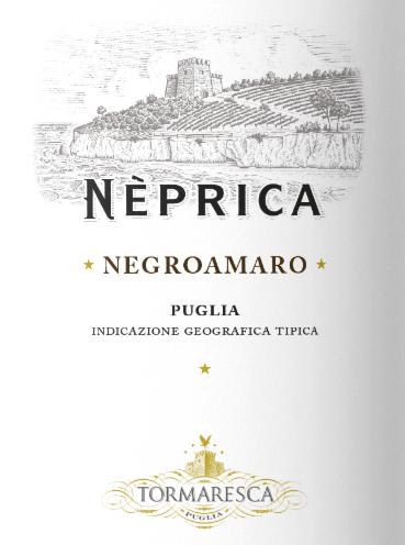 Der Neprica Negroamaro Puglia IGT von Tormaresca leuchte Rubinrot im Glas. Kirscharomen und Konfitüre mit delikaten Noten von Veilchen und Anisette entfalten sich an der Nase. Am Gaumen präsentiert sich der Neprica Negroamaro weich und elegant, mit sehr feinen Tanninen, geschmackvoll, mit angenehmer Frische und Lebhaftigkeit, die sich im Abgang gefällig fortsetzen. Vinifikation des Tormaresca Neprica Negroamaro Puglia IGT Die Negroamaro-Traube ist die vielseitigste autochtone Rebsorte in Apulien und begeistert in Gebiet von Tormaresca vor allem durch ihre Harmnonie und Geschmacksfülle. Die Traubenwerden gelesen und dann in temperaturkontrollierten Edelstahltanks bei maximal 26°C über einen Zeitraum von 8 bis 10 Tagen vergoren. Die malolaktische Gärung ist mit Beginn des Winters vollzogen, es folgt der Ausbau, erst acht Monate in Edelstahltanks und im Anschluß weitere vier Monate in der Flasche bevor er in den Handel kommt. Speiseempfehlung für den Neprica Negroamaro Puglia IGT von Tormaresca Wir empfehlen diesen schönen Rotwein aus Apulien zu typischen Gerichten der Region von Pasta bis Fleischgerichten, aber auch einfach zur Pizza in einer Runde mit Freunden.