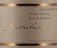 Vorschau: Schweigener Grauburgunder Kalkmergel 2019 - Bernhart