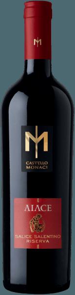 Aiace Riserva Salice Salentino DOC 2016 - Castello Monaci