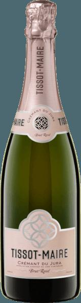 Crémant du Jura Brut Rosé AOC - Tissot-Maire