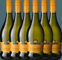 6er Vorteils-Weinpaket - Prosecco Frizzante DOC - Villa Sandi