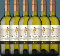 6er Vorteils-Weinpaket - Ribet Blanc Chardonnay Viognier 2019 - Arrogant Frog