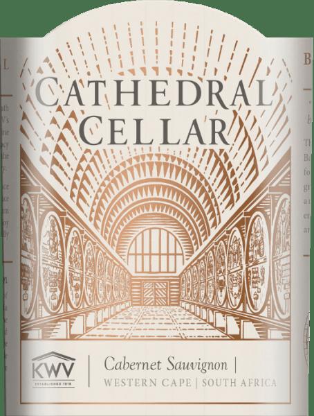 Cathedral Cellar Cabernet Sauvignon Western Cape 2018 - KWV von KWV