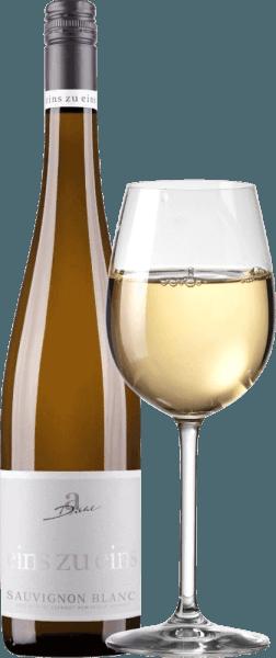 3er Vorteils-Weinpaket - Sauvignon Blanc eins zu eins 2020 - A. Diehl von Weingut A. Diehl