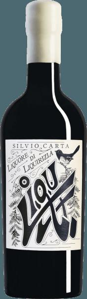 Liquore di Liquirizia - Silvio Carta von Silvio Carta