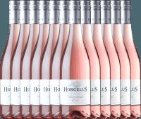 12er Vorteils-Weinpaket - Horgelus Rosé IGP 2019 - Domaine Horgelus