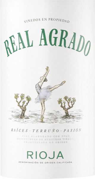Blanco Rioja DOCa 2019 - Real Agrado von Real Agrado