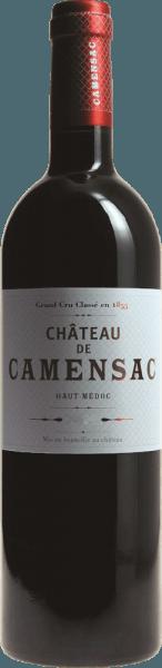Grand Cru Classé Haut-Médoc AOC 2014 - Château Camensac