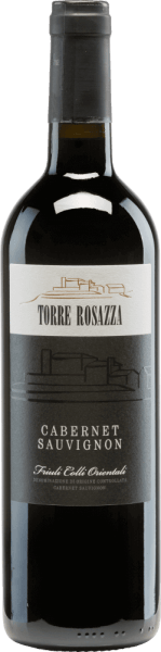 Der Cabernet Sauvignon von Torre Rosazza ist ein wundervoller, rebsortenreiner Rotwein aus RegionFriaul-Julisch Venetien. Im Glas schimmert dieser Wein in einem kräftigen Rubinrot mit kirschroten Glanzlichtern. Das reichhaltige Bouquet umschmeichelt die Nase mit intensiven Aromen nach schwarzen Beeren - insbesondere Brombeere und schwarze Johannisbeere treten hervor. Dazu gesellen sich Noten nach Lorbeer, frisch gemahlenen Pfeffer und Lakritz. Der Gaumen lässt sich von einem vollmundigen Körper und einer zupackenden Struktur verwöhnen. Die weichen Tannine sind wunderbar eingebunden und führen in einen mittellangen Nachhall. Vinifikation desTorre RosazzaCabernet Sauvignon Die Cabernet Sauvignon Trauben werden beiTorre Rosazza sorgsam von Hand gelesen. Im Weinkeller werden die Trauben gepresst und die daraus entstandene Maische im Edelstahltank bei kontrollierter Temperatur vergoren. Nach abgeschlossenem Gärprozess wird dieser italienische Wein in Holzfässern (300 l) für 6 Monate ausgebaut. Speiseempfehlung für denCabernet Sauvignon Torre Rosazza Dieser trockene Rotwein aus Italien ist ein toller Begleiter zu italienischen Pasta-Gerichten mit Fleischsaucen. Aber auch bei gemütlichen Grillabenden darf dieser Wein nicht fehlen.