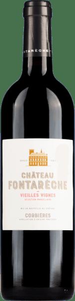 Vieilles Vignes Corbières AOC 2018 - Château Fontaréche