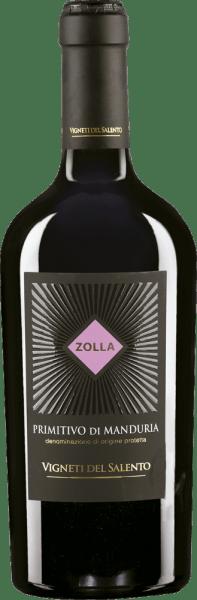 Zolla Primitivo di Manduria Red wine von Farnese Vini
