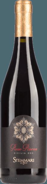Rosso Riserva Sicilia DOC 2016 - Stemmari