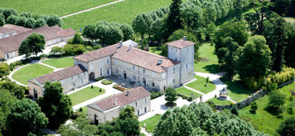 The estate of Château Castera