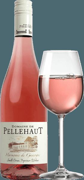 Harmonie de Gascogne Rosé 2019 - Domaine de Pellehaut von Domaine de Pellehaut