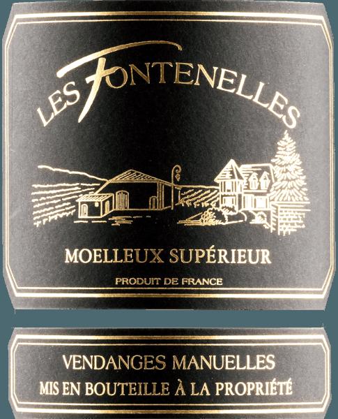 Bergerac Moelleux Superieur 2018 - Château les Fontenelles von Château les Fontenelles
