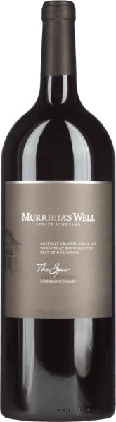 Murrieta's Well The Spur Red Blend 1,5 l Magnum 2016 - Wente Vineyards von Wente Vineyards