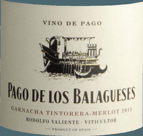 Pago De Los Balagueses Garnacha Tintorera 2016 - Bodegas Vegalfaro von Bodegas Vegalfaro