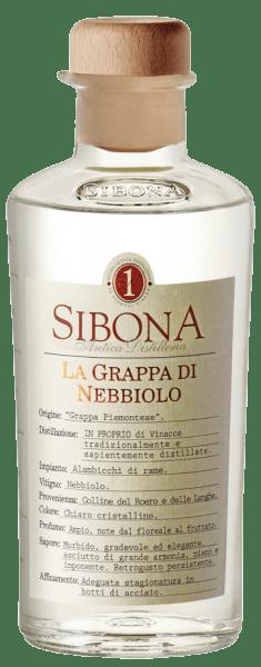 La Grappa di Nebbiolo - Linea Graduata - Sibona
