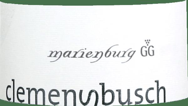 Pündericher Marienburg Riesling Großes Gewächs 2019 - Clemens Busch von Clemens Busch