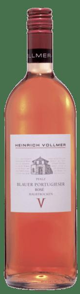 Blauer Portugieser Rosé 1,0 l halbtrocken 2019 - Weingut Heinrich Vollmer