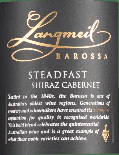 Steadfast Shiraz Cabernet Barossa Valley 2017 - Langmeil von Langmeil