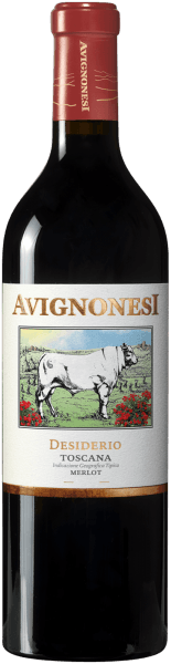 Desiderio Merlot IGT Toscana 2016 - Avignonesi