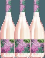3er Vorteils-Weinpaket - The Palm Rosé by Whispering Angel 2019 - Château d'Esclans