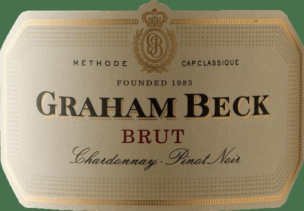 Cap Classique Brut - Graham Beck von Graham Beck Wines
