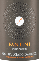 Vorschau: Fantini Montepulciano d'Abruzzo DOC 1,0 l 2018 - Farnese Vini