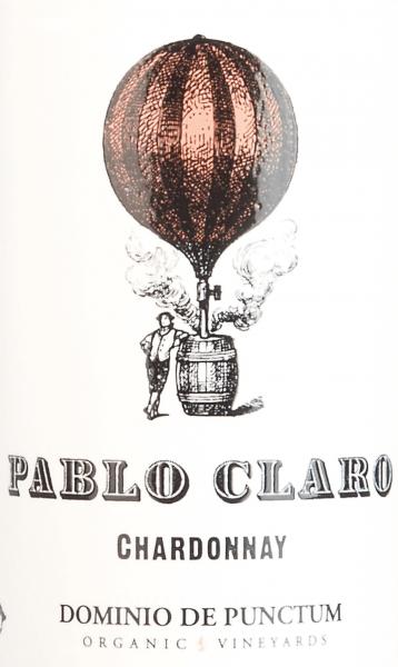 Pablo Claro Chardonnay Castilla 2019 - Dominio de Punctum von Dominio de Punctum