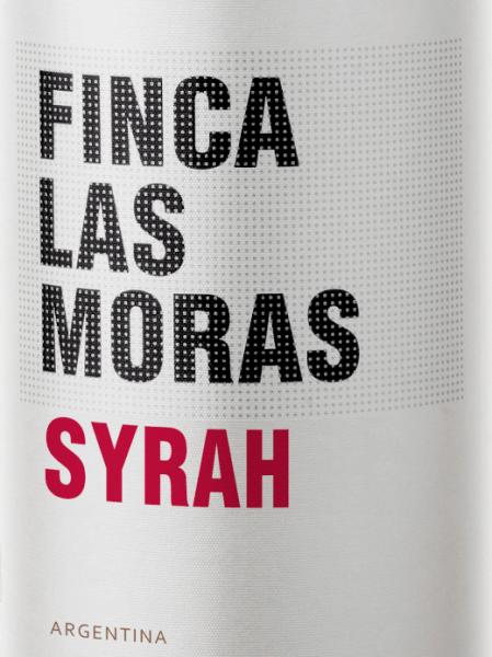 Syrah San Juan 2019 - Finca Las Moras von Finca Las Moras