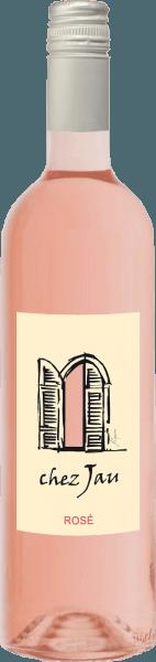 Chez Jau Rosé 2019 - Château de Jau