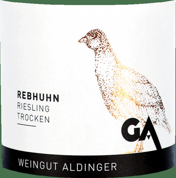 Rebhuhn Riesling trocken 2019 - Aldinger von Weingut Aldinger