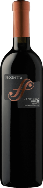 La Cortigiana Merlot Veneto IGT 2019 - Sacchetto