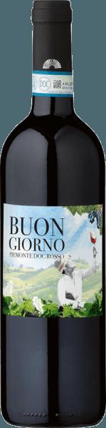 Buongiorno Rosso Piemonte DOC 2016 - Tacchino von Tacchino