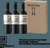Vorschau: 3er Vorteils-Weinpaket - Fuerza Jumilla DO 2017 - Ego Bodegas