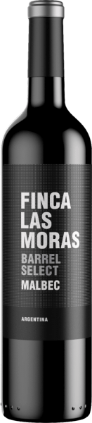Barrel Select Malbec 2019 - Finca Las Moras