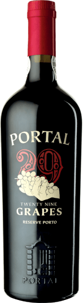 29 Grapes Reserve Port - Quinta do Portal von Quinta do Portal