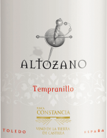 Vorschau: Tempranillo DO 2020 - Altozano