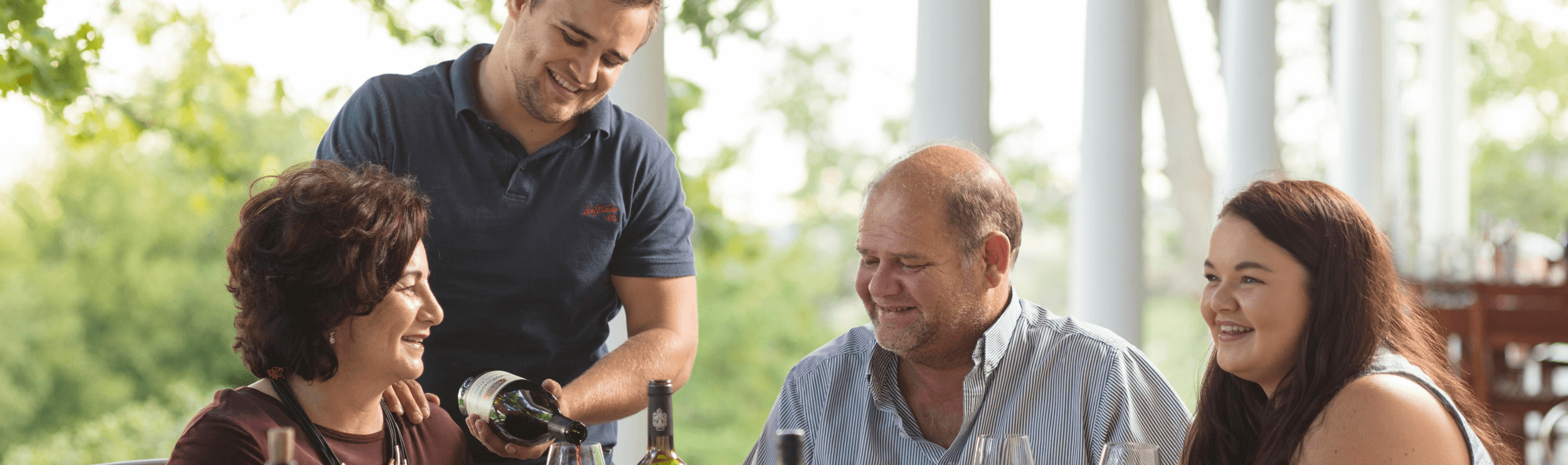 The Malan winemaking family