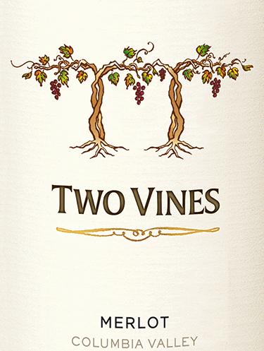 Two Vines Merlot 2017 - Columbia Crest von Columbia Crest
