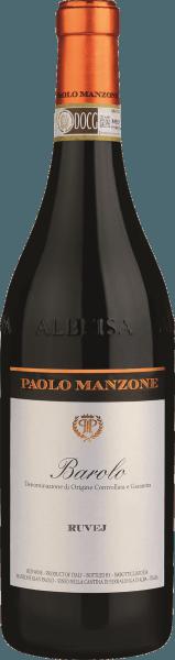 Ruvej Barolo DOCG 2015 - Paolo Manzone von Paolo Manzone