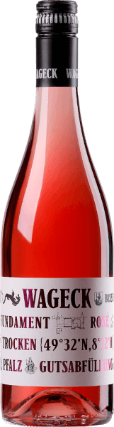 Fundament Rosé 2018 - Weingut Wageck