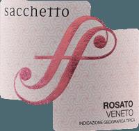 Vorschau: Rosato Veneto IGT 2019 - Sacchetto