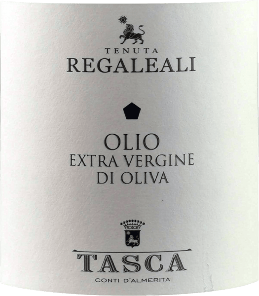 Olio Extra Vergine di Oliva Olivenöl 0,5 l - Tenuta Regaleali von Tasca d'Almerita