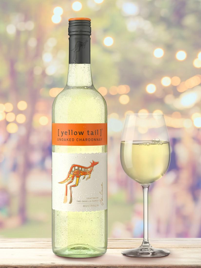 Unoaked Chardonnay - Yellow Tail